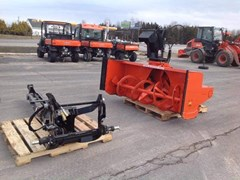 Snow Blower For Sale 2018 Kubota L4474