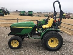 Tractor - Compact Utility For Sale 2002 John Deere 4115