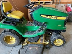 Riding Mower For Sale 2006 John Deere X320 , 22 HP