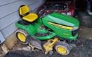 Riding Mower For Sale:  2012 John Deere X530 , 24 HP