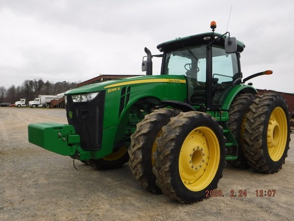 2012 John Deere 8285R Tractor - Row Crop For Sale