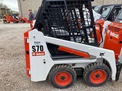 Skid Steer  Bobcat S70