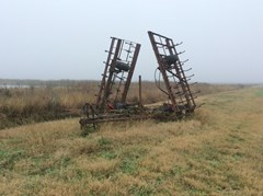 Field Cultivator For Sale 1970 Triple K 30