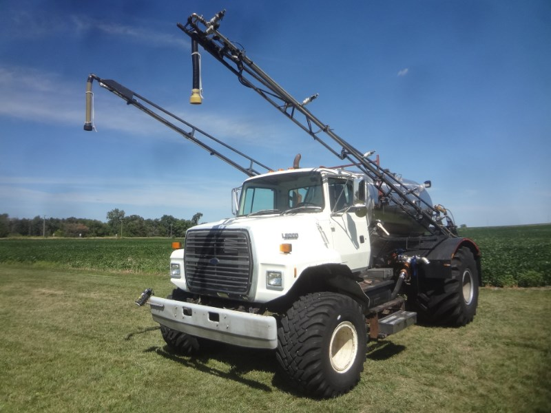 1992 Ford 1800 Sprayer-Self Propelled For Sale