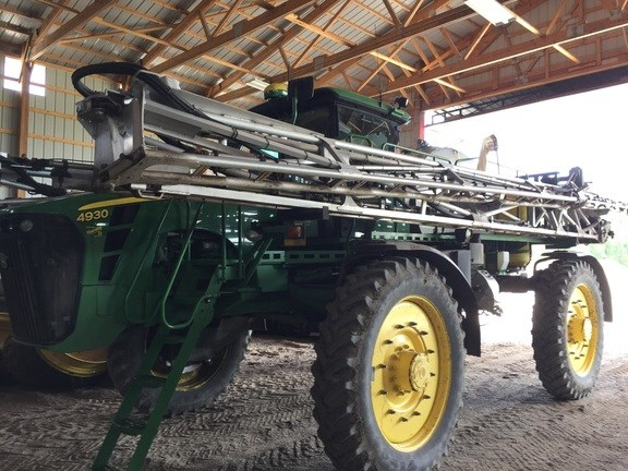 2010 John Deere 4930 Sprayer-Self Propelled For Sale