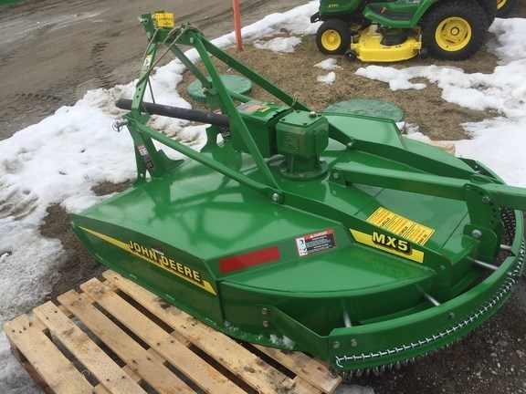 2017 John Deere MX5 Rotary Cutter For Sale