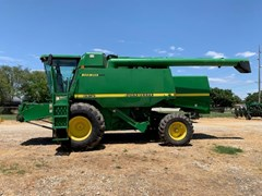 Combine For Sale 1998 John Deere 9610