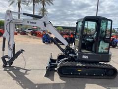 Excavator-Track  Bobcat E55 T4