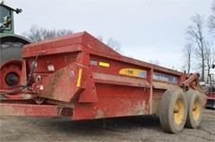 Manure Spreader-Dry For Sale 2012 New Holland 195