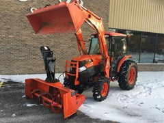 Tractor For Sale 2007 Kubota L5740HSTC , 57 HP