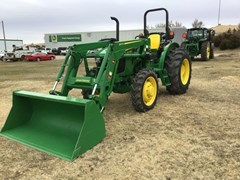 Tractor - Utility For Sale 2018 John Deere 5045E , 45 HP