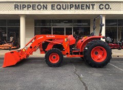 Tractor For Sale Kubota MX5400DT , 55 HP