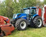 Tractor - Row Crop For Sale: 2017 New Holland T7.260, 260 HP