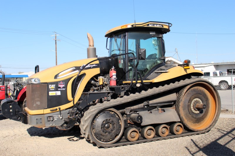 2009 Challenger MT835C Tractor For Sale