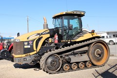 Tractor For Sale 2009 Challenger MT835C , 410 HP