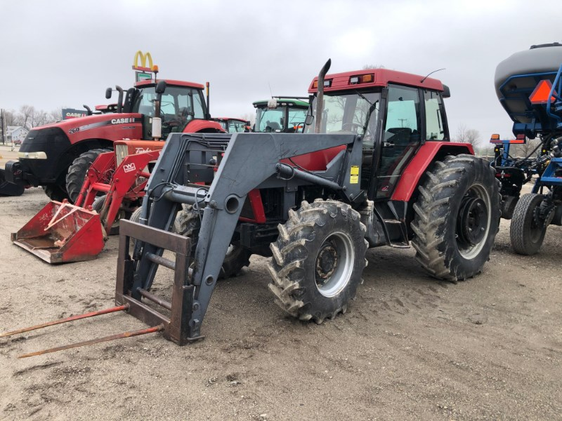 1996 Case IH 5250 Tractor For Sale