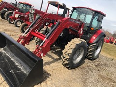 Tractor For Sale 2019 Case IH Farmall 110C , 93 HP