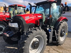 Tractor For Sale 2018 Case IH Maxxum 145 , 120 HP