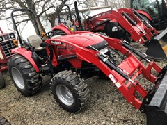 Tractor For Sale 2019 Case IH Farmall 45C Series II , 45 HP