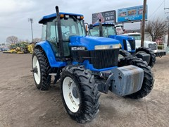 Tractor For Sale 2000 New Holland 8670 , 145 HP
