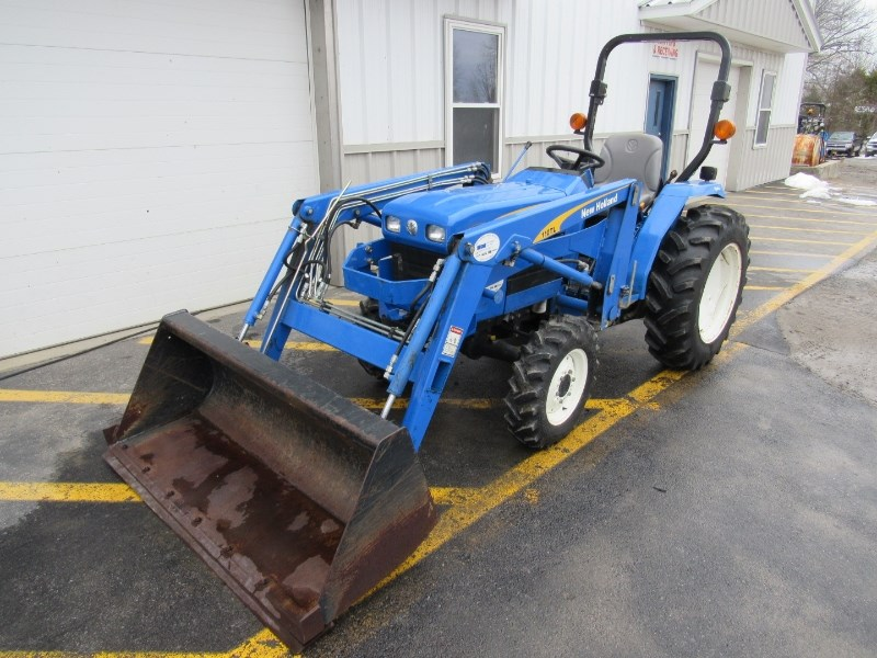 2010 New Holland T1510 Tractor For Sale