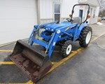 Tractor For Sale: 2010 New Holland T1510, 30 HP