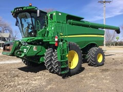 Combine For Sale 2016 John Deere S680