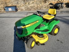 Riding Mower For Sale 2006 John Deere X300 , 17 HP