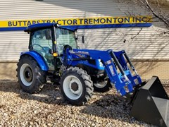 Tractor For Sale 2020 New Holland WORKMASTER 65 , 50 HP