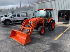 Tractor For Sale 2015 Kubota L6060HSTC