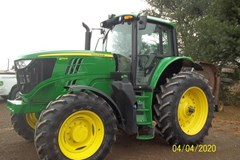 Tractor - Row Crop For Sale 2019 John Deere 6175M , 175 HP