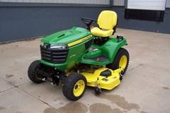Riding Mower For Sale 2017 John Deere X758 , 24 HP