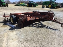 Disk Harrow For Sale IH 480