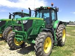 Tractor - Row Crop For Sale 2018 John Deere 6175M , 175 HP