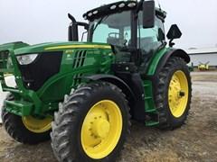 Tractor - Row Crop For Sale 2019 John Deere 6175R , 175 HP