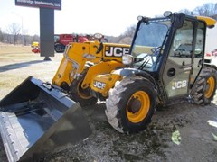 Telehandler For Sale 2015 JCB 525-60 AGRI PLUS