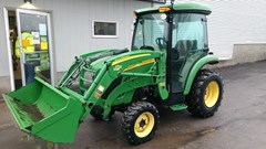 Tractor - Compact Utility For Sale 2008 John Deere 3320 , 32 HP