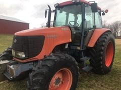 Tractor - Row Crop For Sale 2008 Kubota M125 , 125 HP