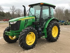 Tractor - Utility For Sale 2018 John Deere 5100M