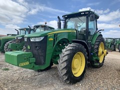 Tractor - Row Crop For Sale 2018 John Deere 8270R , 270 HP