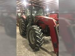 Tractor For Sale 2014 Case IH MAXXUM 125 , 125 HP