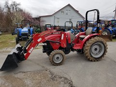 Tractor - Compact For Sale 2019 Case IH F35A , 35 HP
