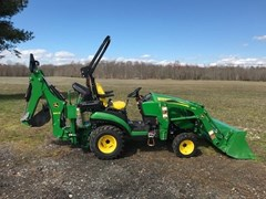 Tractor - Compact Utility For Sale 2019 John Deere 1025R