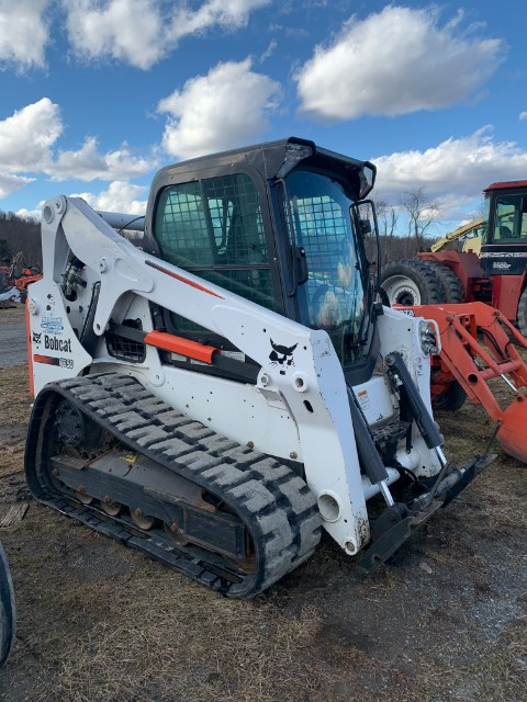 2016 Bob-Cat T650 Skid Steer-Track For Sale