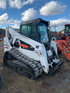Skid Steer-Track For Sale 2016 Bob-Cat T650 , 84 HP