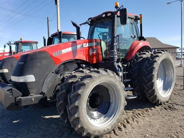 2017 Case IH MAGNUM 340 Tractor For Sale