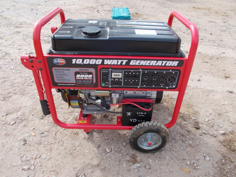 Other Like new 10,000 watt generator Generator For Sale