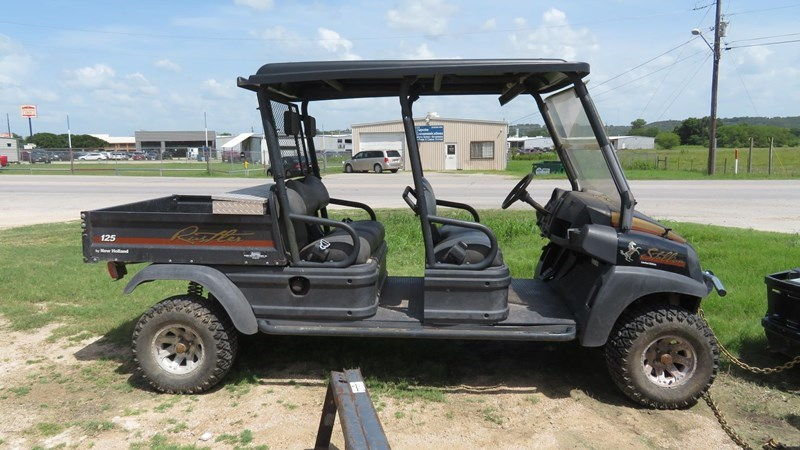 2011 New Holland RUSTLER 125 Utility Vehicle For Sale