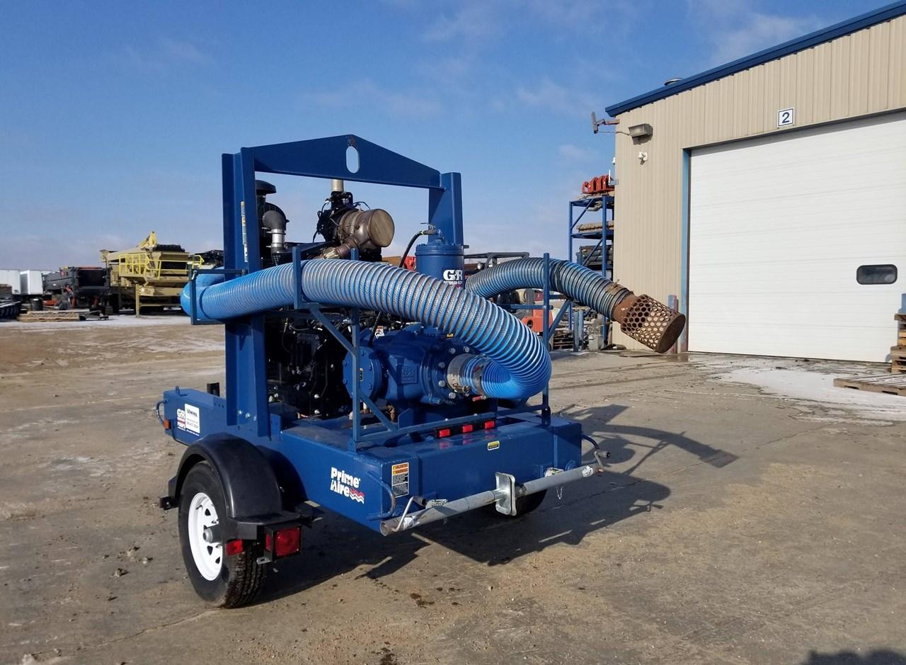 2020 Gorman-Rupp PA6C60-4045T Pump For Sale