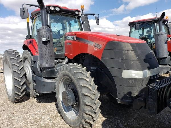 2018 Case IH MAGNUM 250 CVT Tractor For Sale